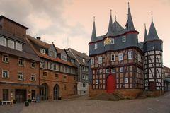 Frankenberger Rathaus 2