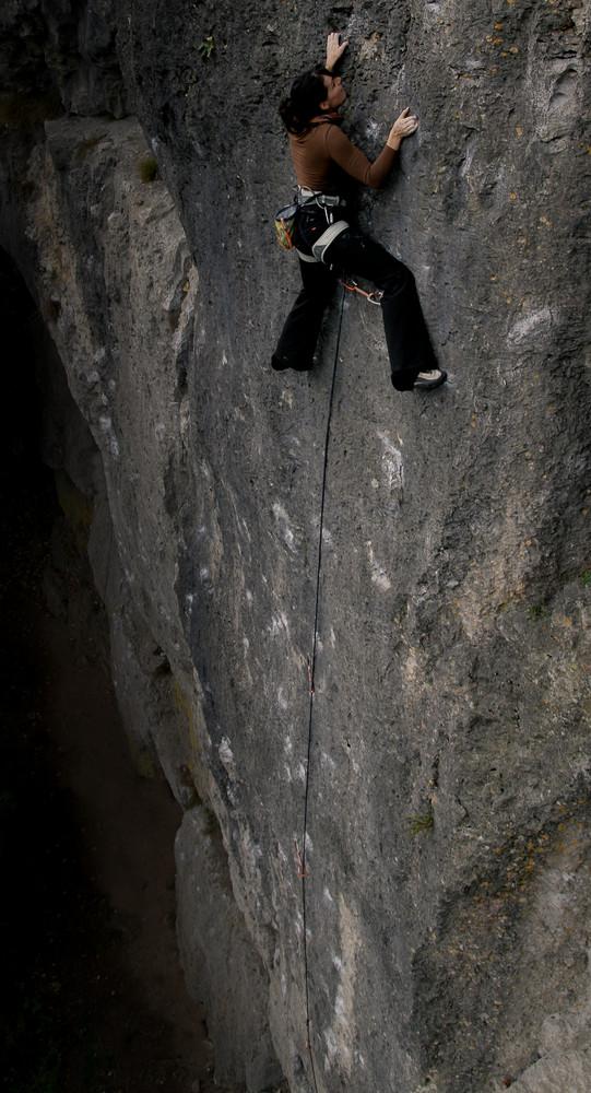 Frankenjura, Püttlacher Wand 1