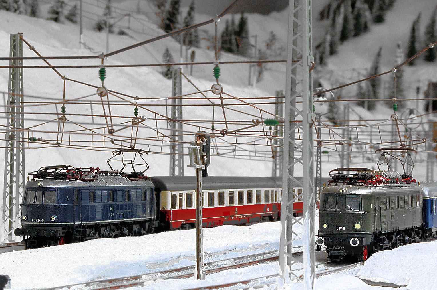 Frankenwaldbahn Kbs 840 vor ca 40 Jahren