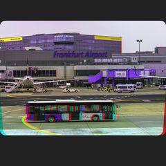Frankfurt Airport 3-D