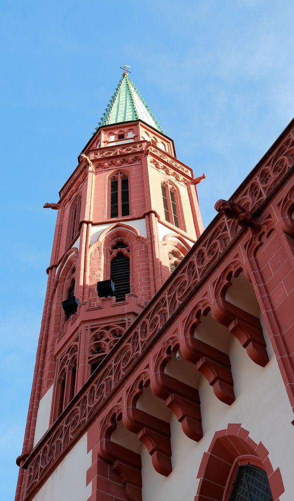 Frankfurt - Alte Nicolaikirche