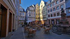 Frankfurt, Altstadt (Frankfurt, barrio antiguo)