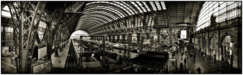 Frankfurt a.M. - Hauptbahnhof