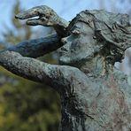 Frankfurt am Main, Hauptfriedhof: Daphne 03