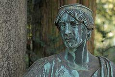 Frankfurt am Main, Hauptfriedhof: Grab der Familie Rau