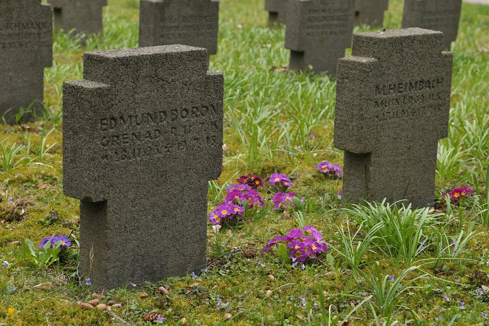Frankfurt am Main, Hauptfriedhof: Kriegsopfer 02