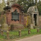 Frankfurt am Main, Hauptfriedhof: Prächtige Ruhestätten