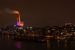 Frankfurt am Main: Kraftwerk am Westhafen