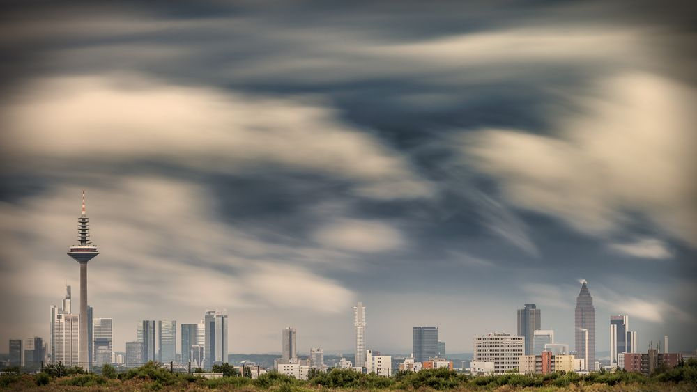 Frankfurt am Main Skyline ©