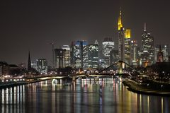 Frankfurt am Main: Skyline