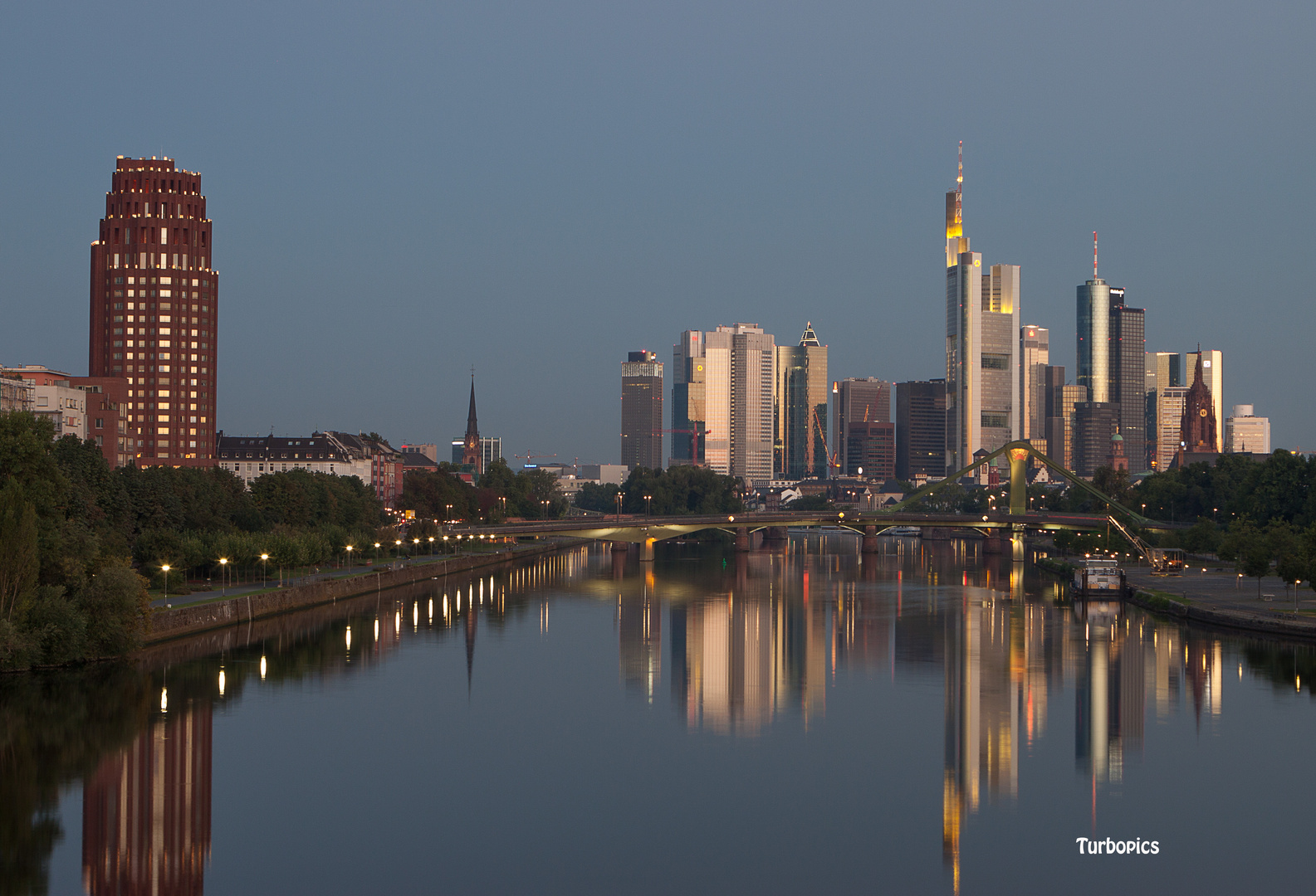 Frankfurt am Morgen...............................