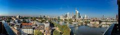 Frankfurt a.M. Panorama