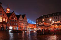 Frankfurt, am Römer
