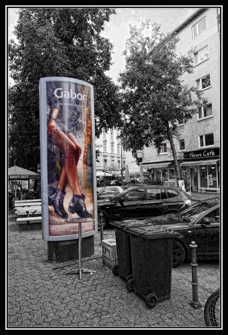Frankfurt - An der Bergerstrasse
