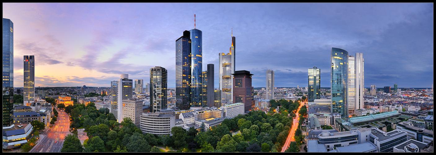 ... Frankfurt at its Best ...