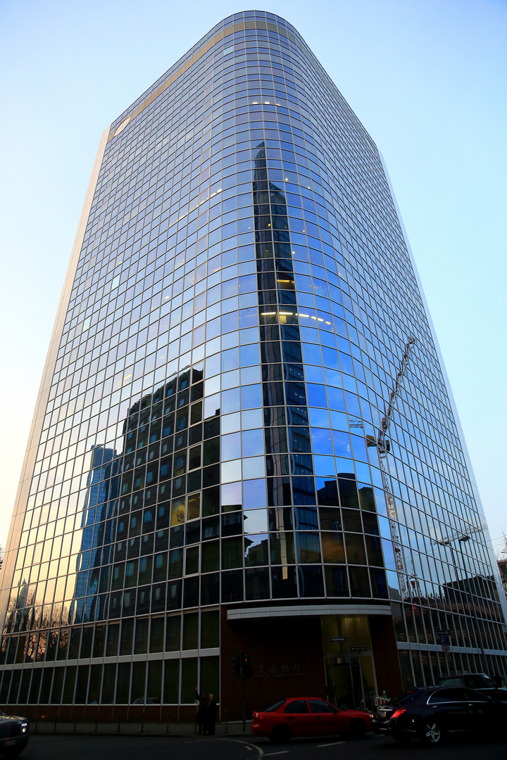 Frankfurt - Bank of Communications