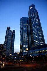 Frankfurt - Bankentürme