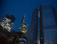 Frankfurt - Bankentürme (II)