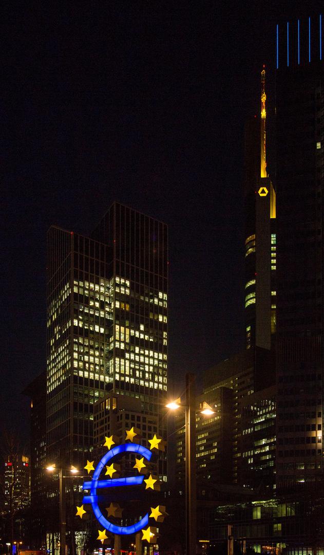 Frankfurt - Bankentürme (III)