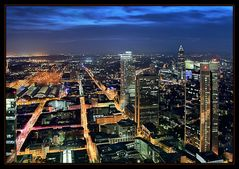 Frankfurt bei Nacht II