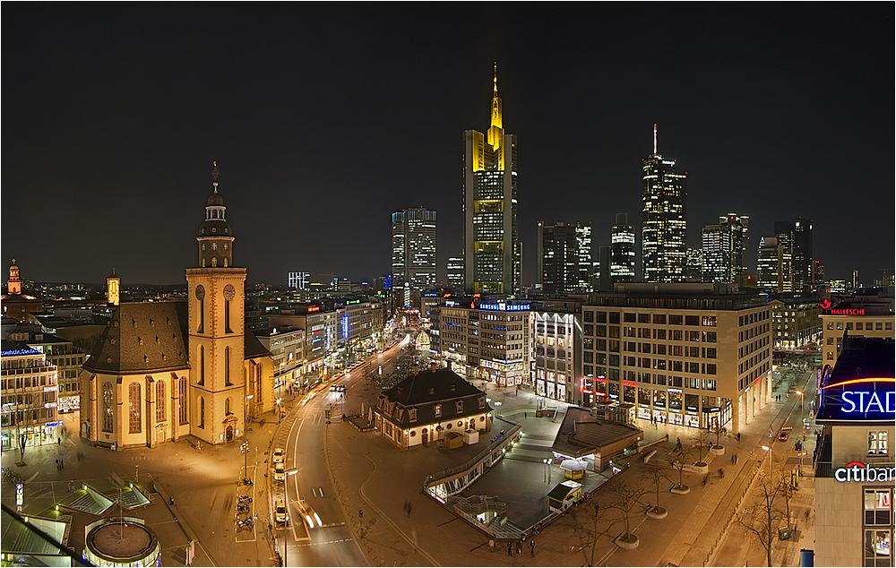 Frankfurt Zeil Parken