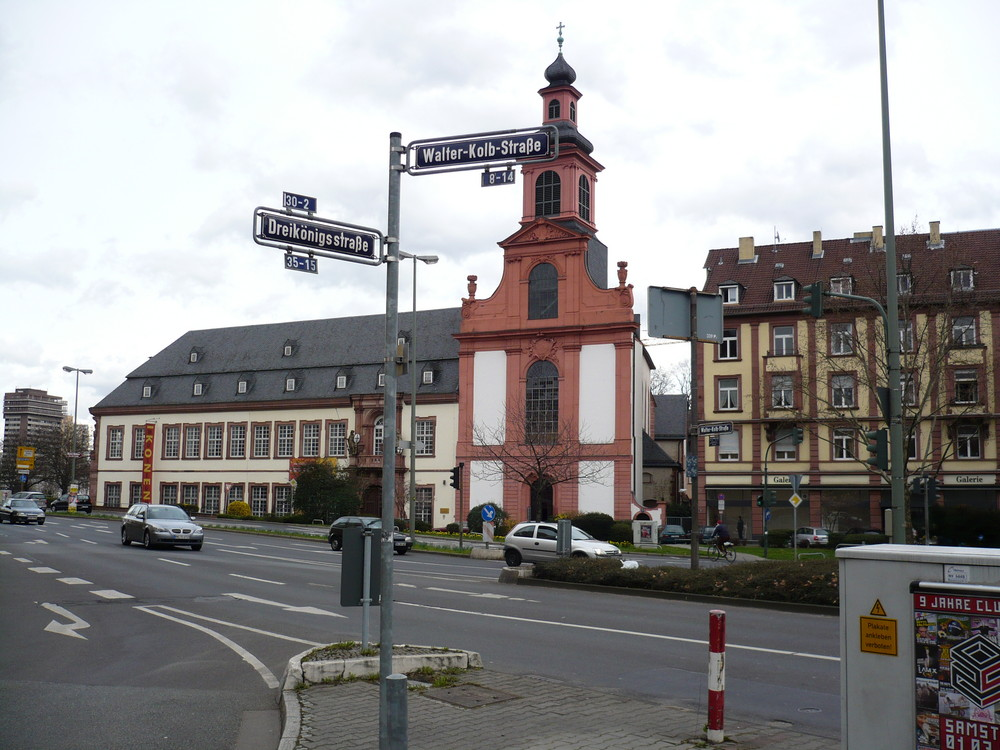 FRANKFURT CITY CENTRE
