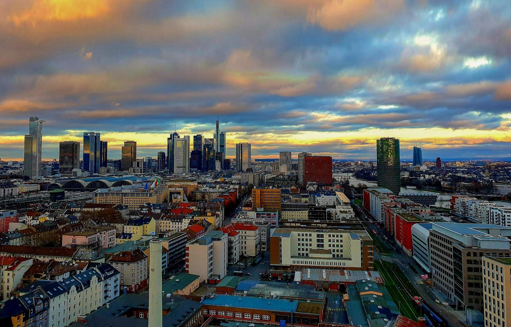 Frankfurt City