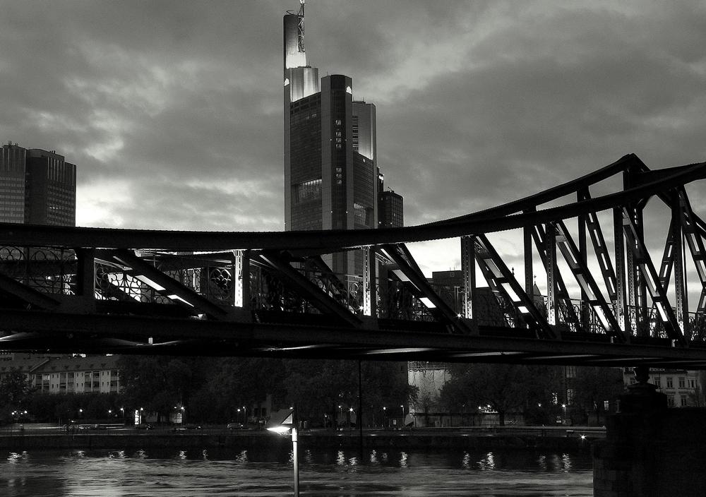 Frankfurt City Lights...