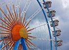 Frankfurt - Dippemess 2010 - Riesenrad