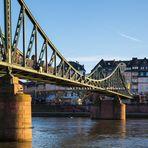 Frankfurt - Eiserner Steg (II)