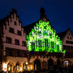 Frankfurt - green City