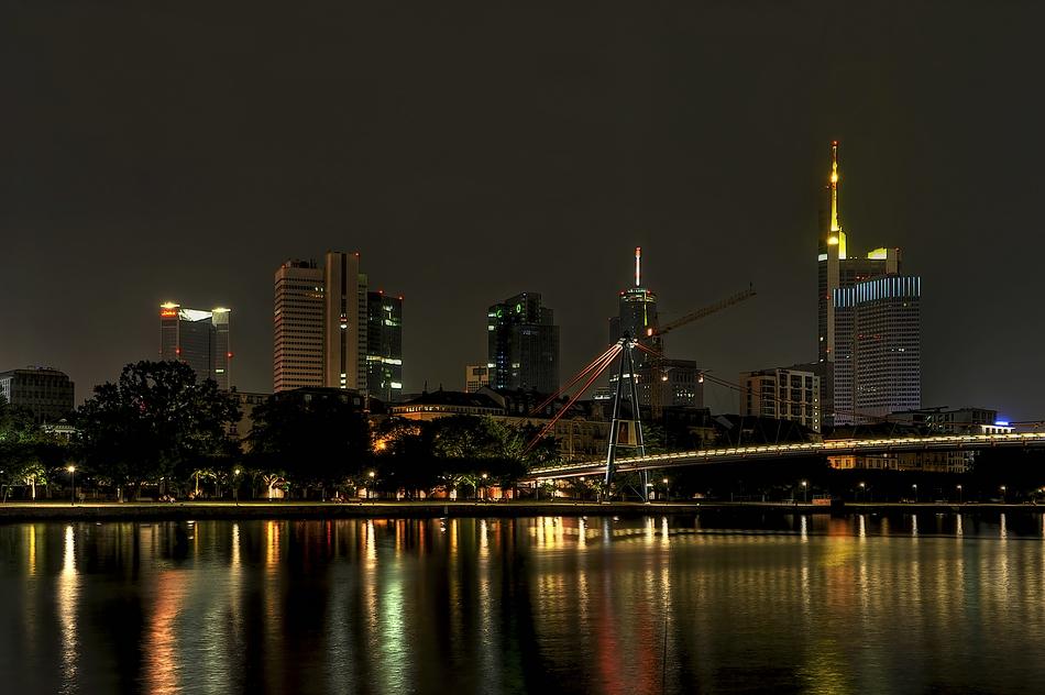 Frankfurt heute Nacht