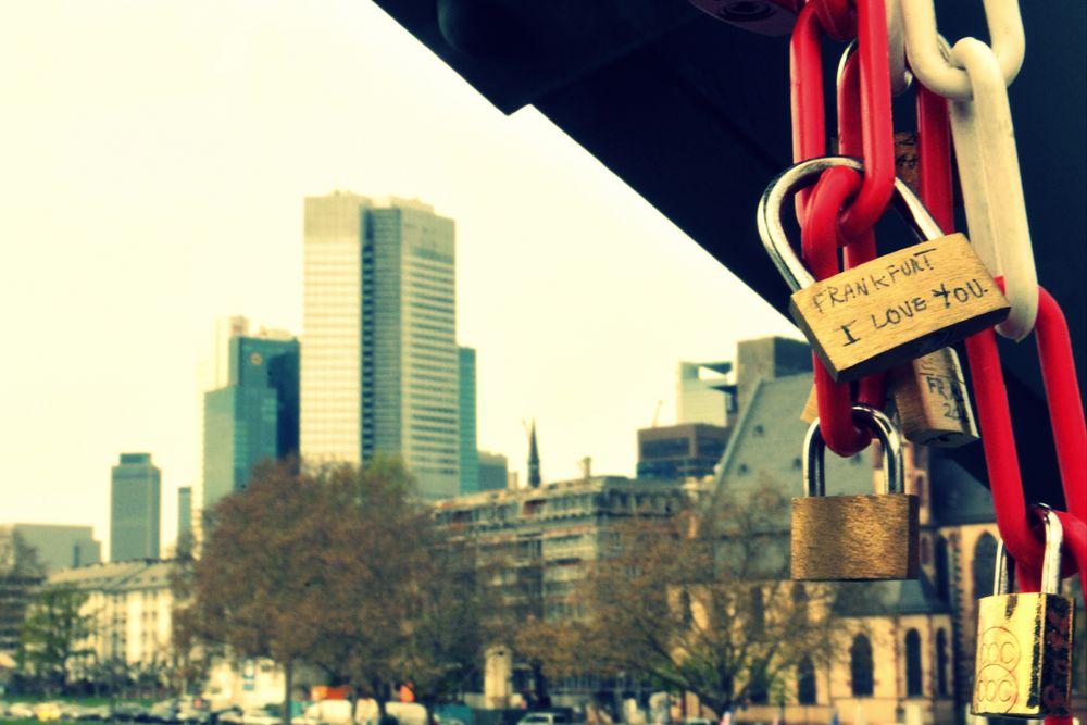 Frankfurt - I love you