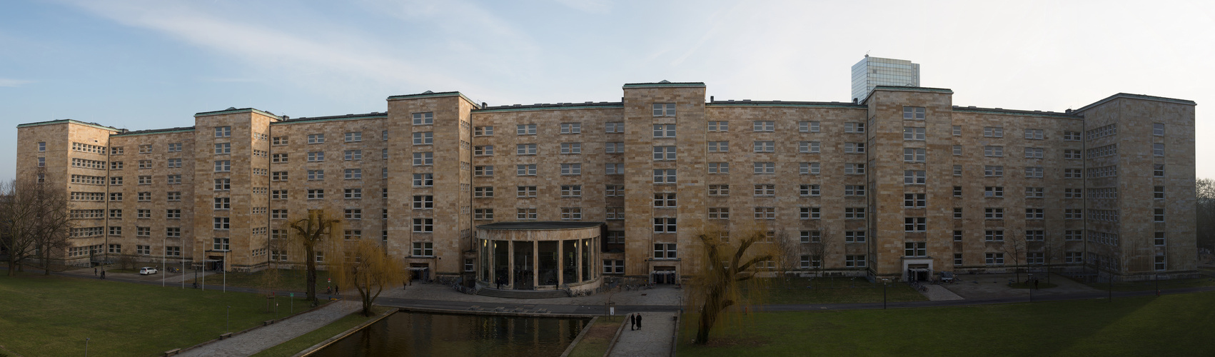 Frankfurt - I.G.-Farben-Haus