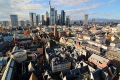 Frankfurt im Dezember I.