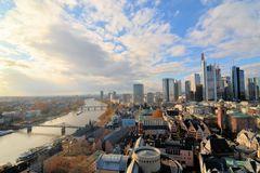 Frankfurt im Dezember II