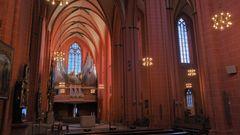 Frankfurt, im Dom (Frankfurt, en la catedral)