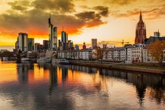 Frankfurt im Oktober