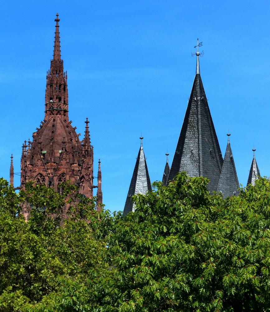 ...Frankfurt in Grün...