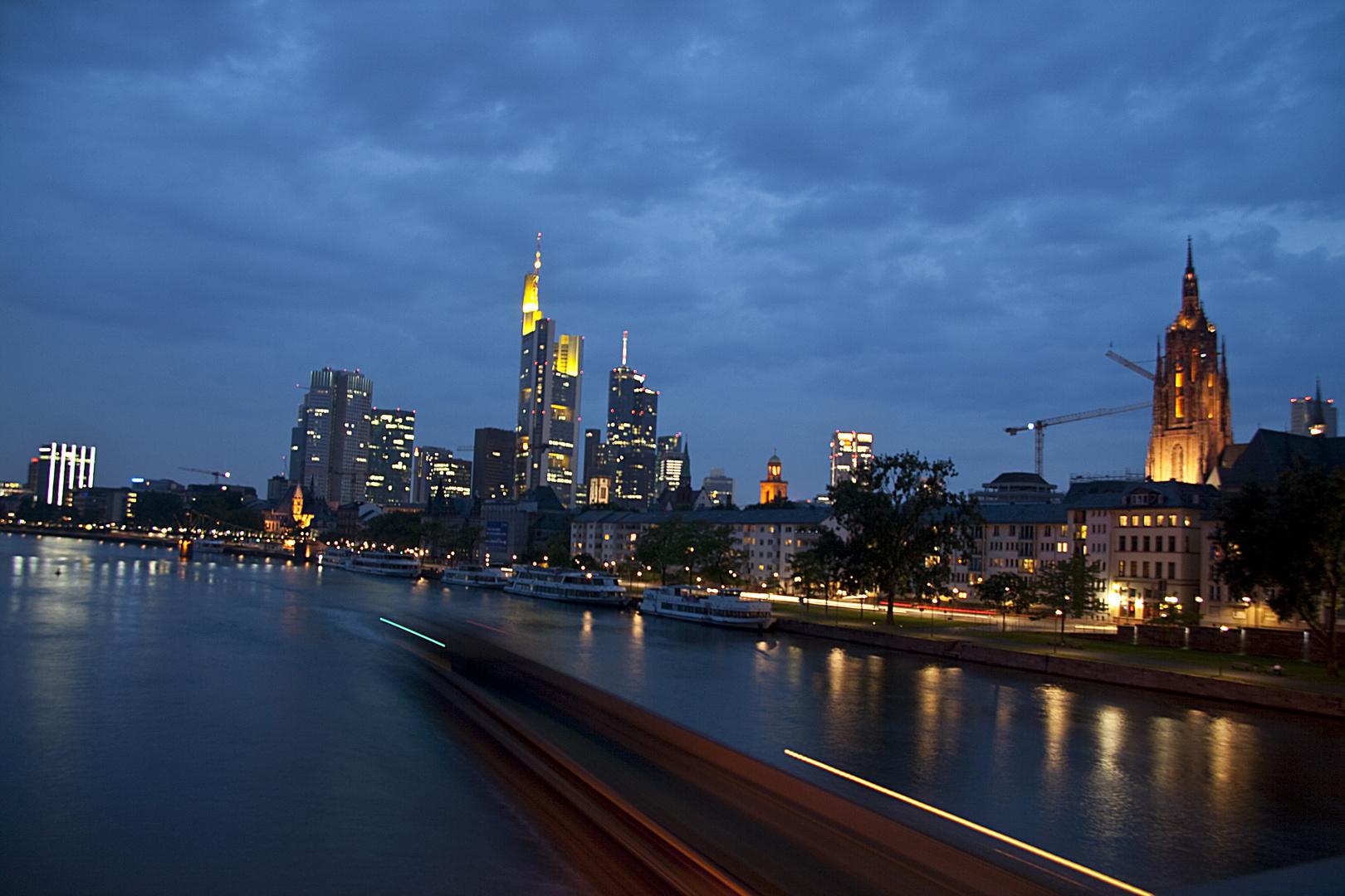Frankfurt in motion