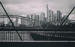 Frankfurt ist schön.