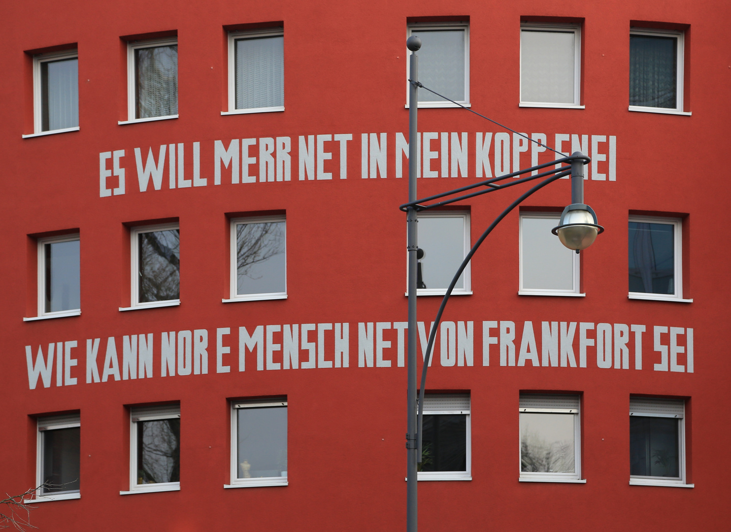 Frankfurt - Lokalpatriotismus