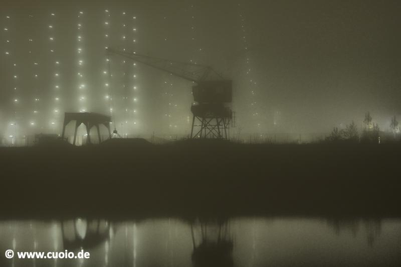 Frankfurt - Nebel