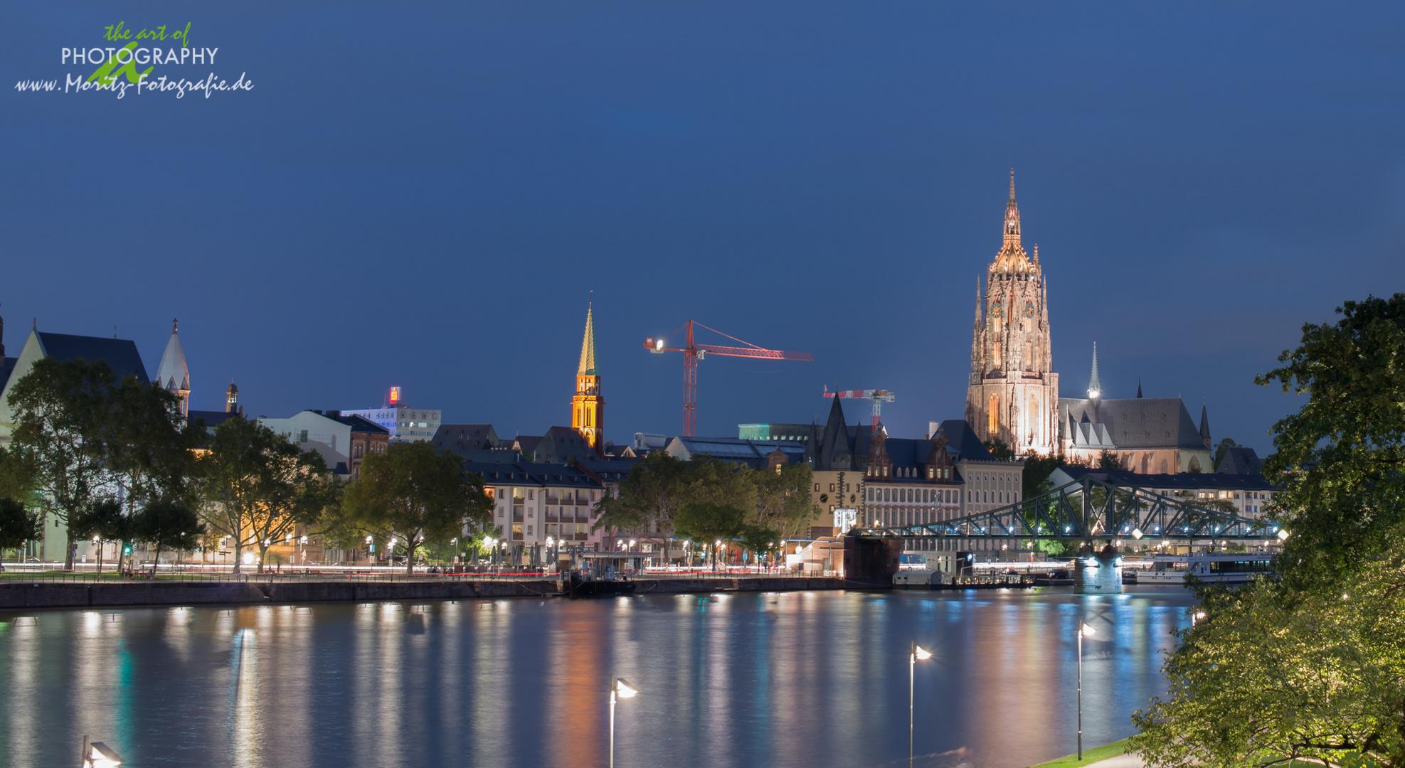 Frankfurt @Night