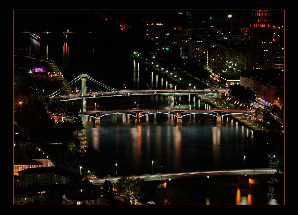Frankfurt @Night IV (reload)