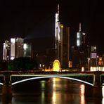 Frankfurt @ Night Skyline part 2