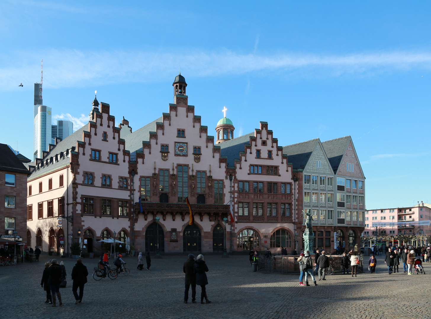Frankfurt - Römer (II)