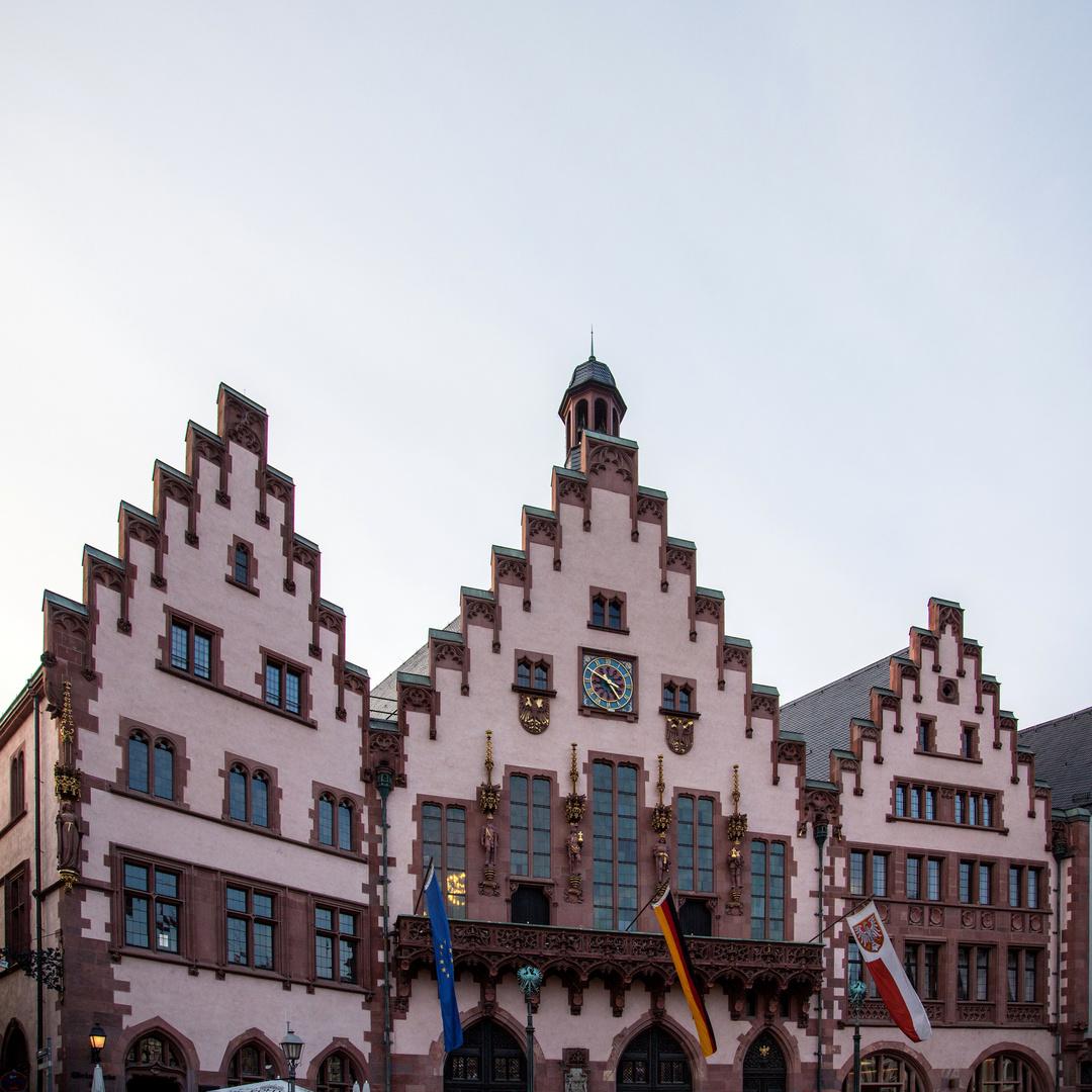 Frankfurt - Römer (V)