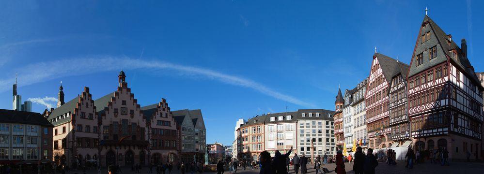 Frankfurt - Römer (VI)