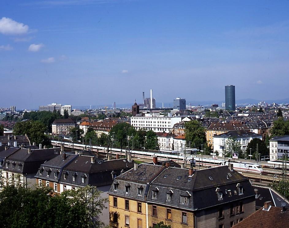 Parkhäuser Frankfurt Sachsenhausen